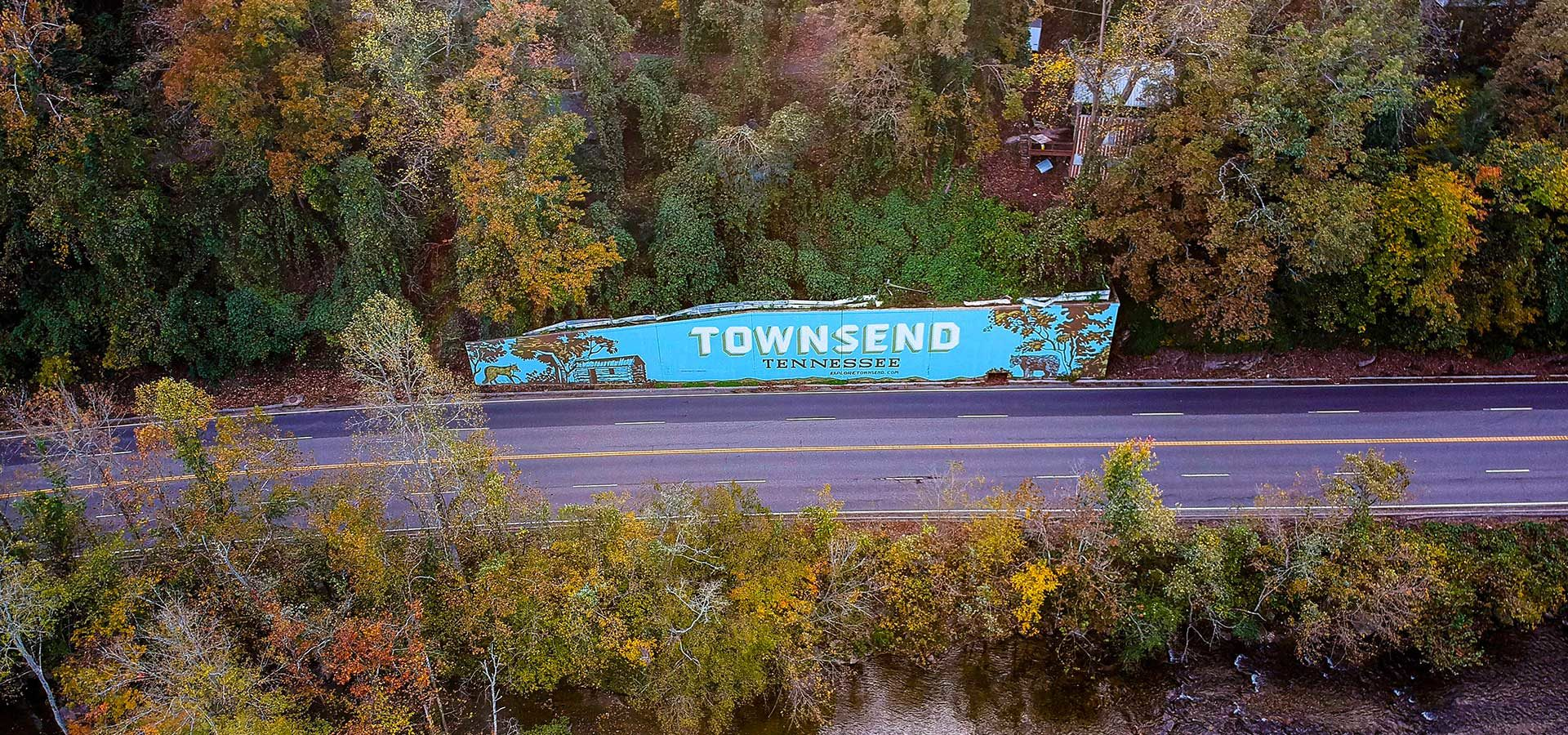 Townsend, TN Mural